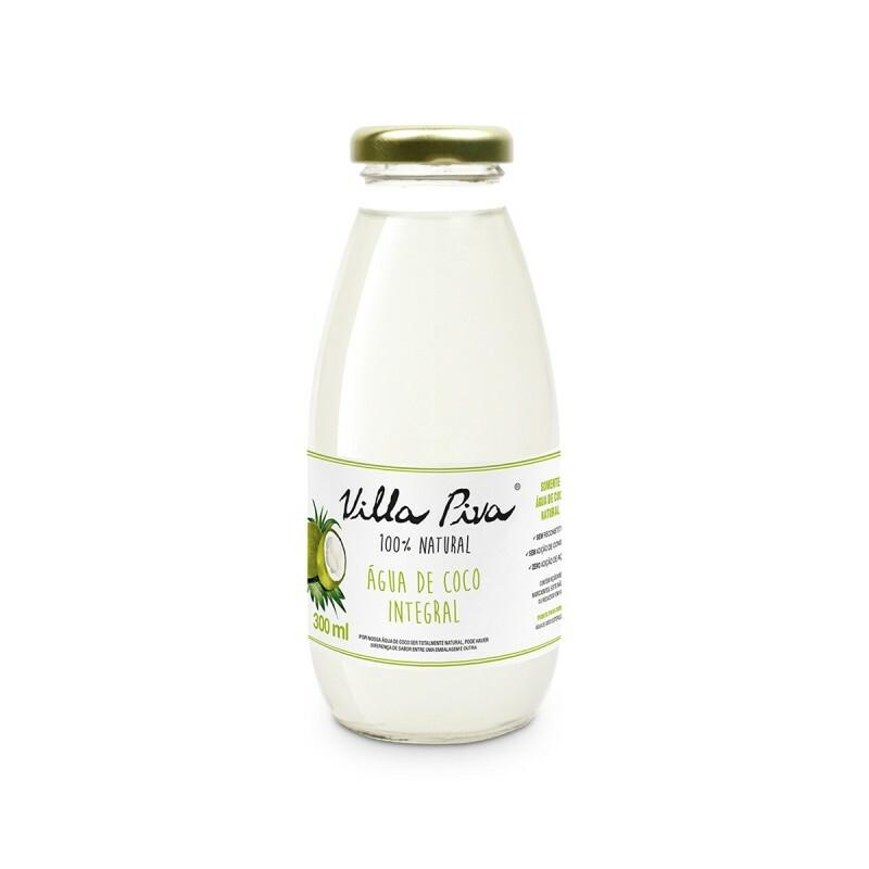 Água de Coco Integral • 300 ml