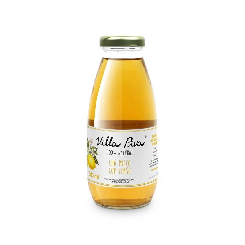 Chá Preto com Limão • 300 ml