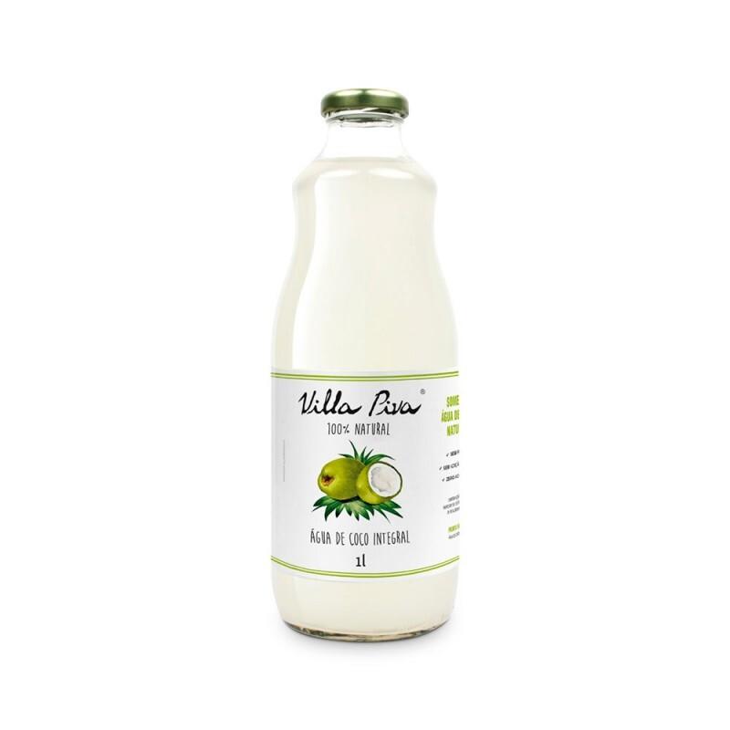 Água de Coco Integral • 1 litro
