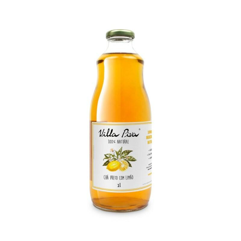 Chá Preto com Limão • 1 litro
